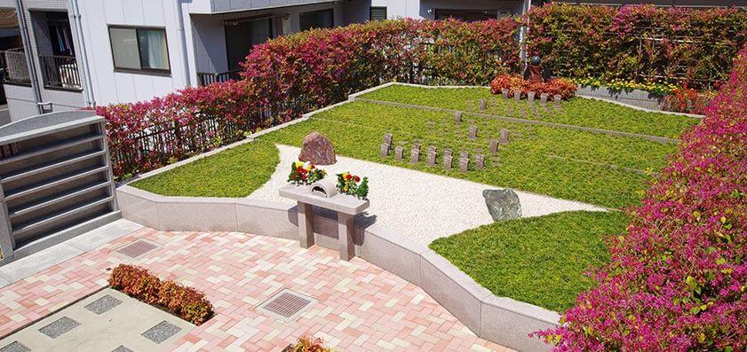 多聞院・牛込四恩の杜 樹木葬(自然葬)