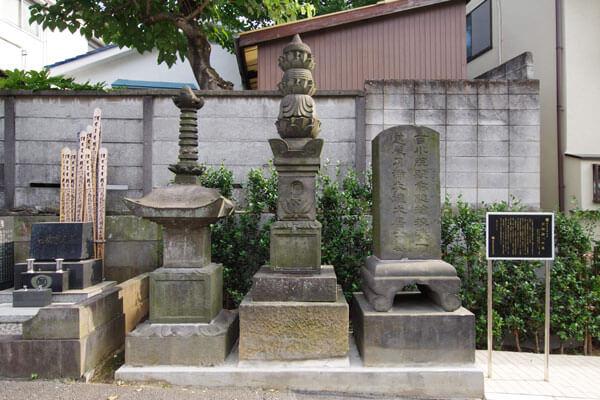 吉川湊一の墓