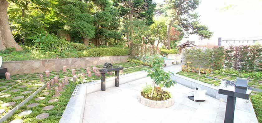 高応寺 樹木葬(自然葬墓地)