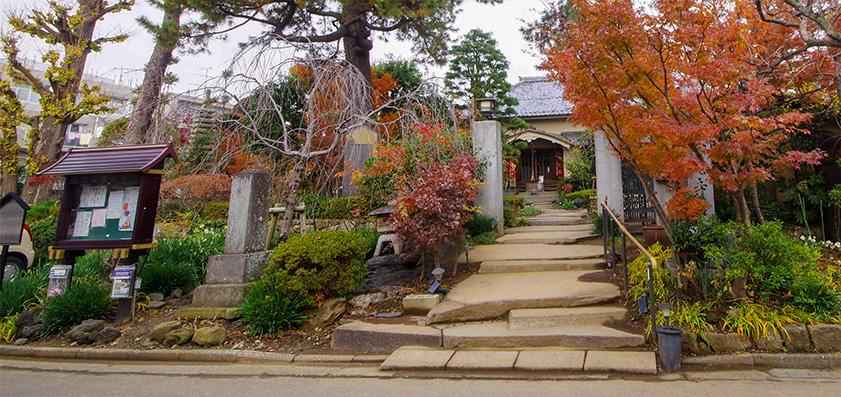 高応寺 山門