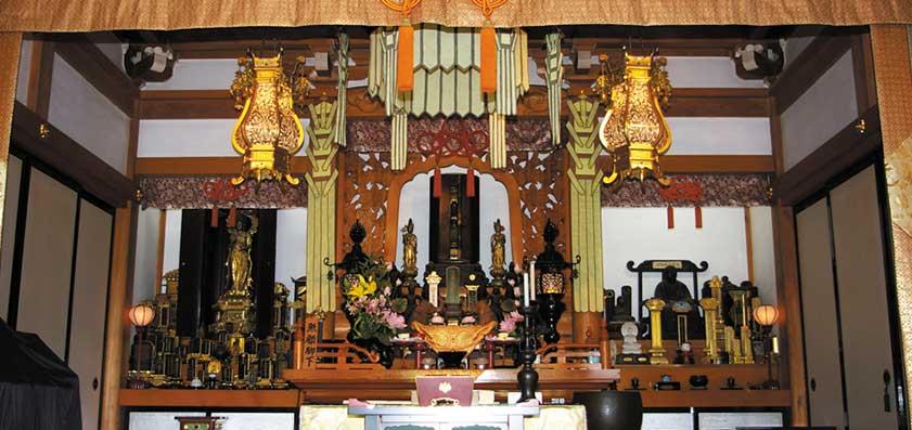 東光禅寺 本堂
