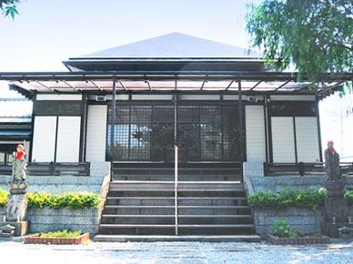長久寺・ほたるの城 - 埼玉県