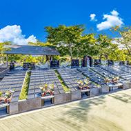 樹木葬 飛天の彩「天空の宴」