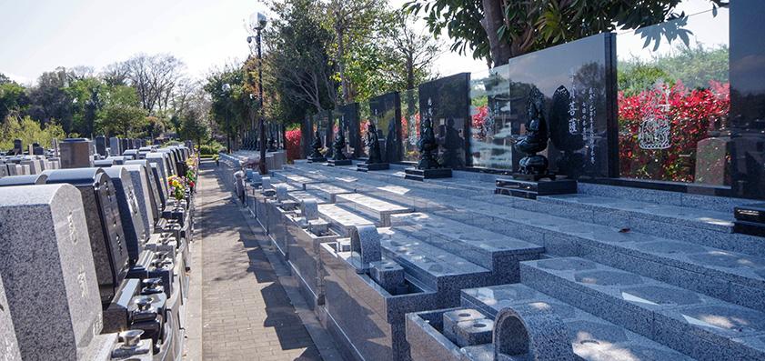 長久寺 永代供養墓付個別墓「守護仏のやすらぎ」