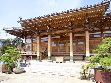 常楽院-東京