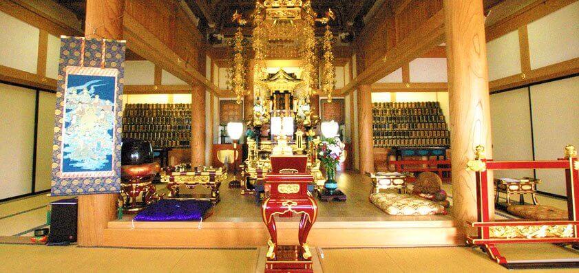 観音寺 本堂