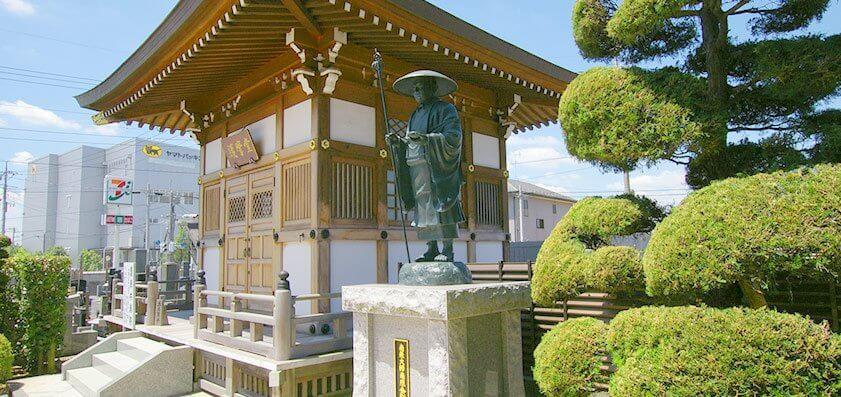 観音寺 護摩堂