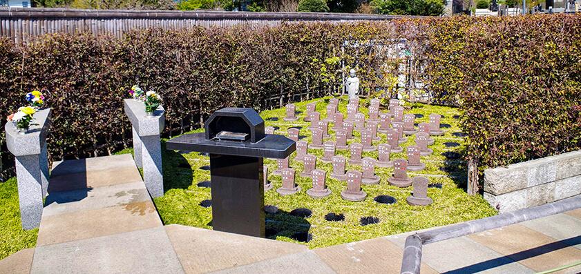 常楽院 樹木葬(自然葬)02