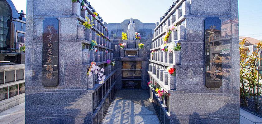 常楽院 永代供養付個別墓01