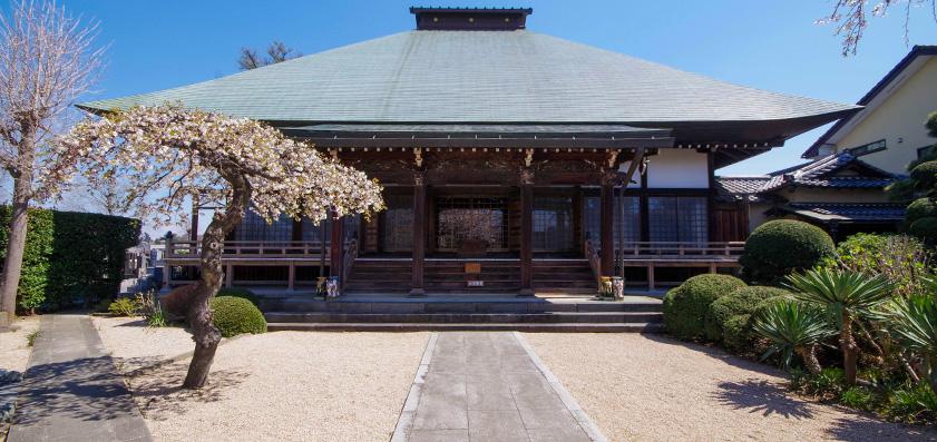 浄安寺 本堂外観