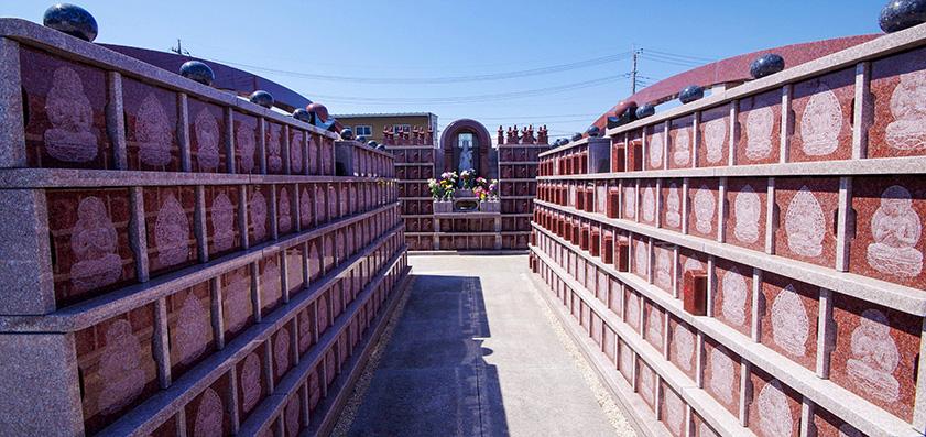 浄安寺 永代供養付個別墓「やすらぎ五輪塔」