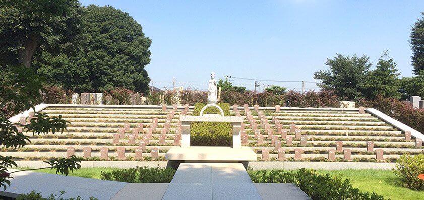 浄安寺 樹木葬(自然葬墓地)01