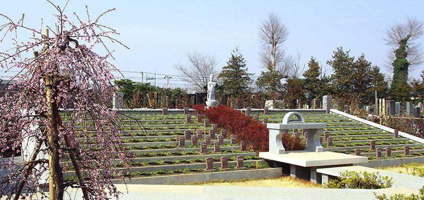 浄安寺 樹木葬(自然葬墓地)02