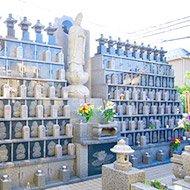 永代供養付個別墓「やすらぎ観音五輪塔」
