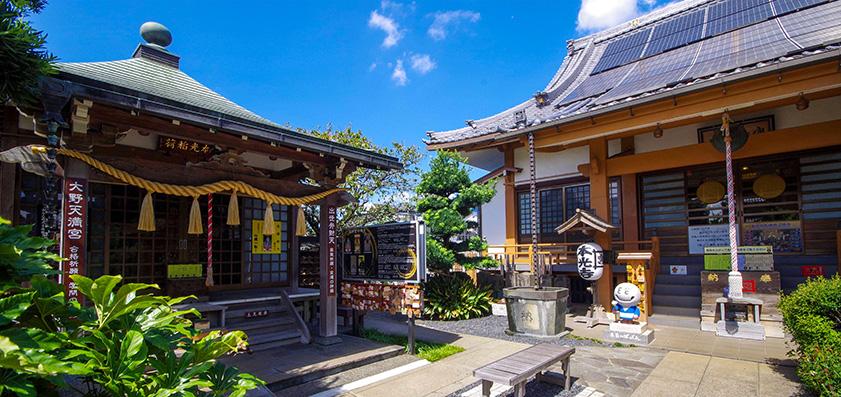 本光寺(千葉県市川市の永代供養墓・樹木葬)