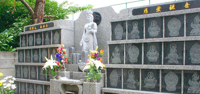 梅林寺 永代供養付個別墓 01