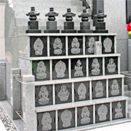 永代供養付個別墓「左近の坊・右近の坊やすらぎ」