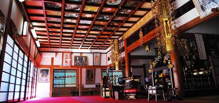 宝蔵院 本堂
