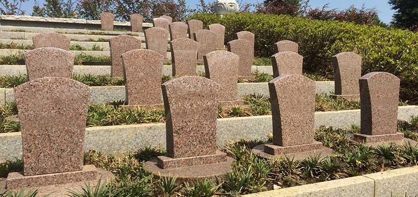 浄安寺 樹木葬(自然葬墓地)