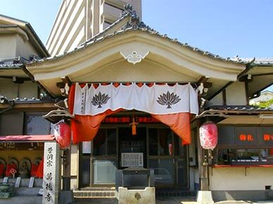 萬徳寺-神奈川