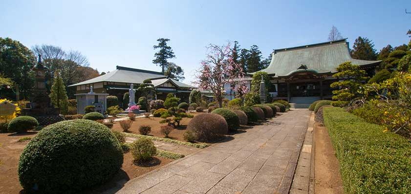 龍泉院(千葉県柏市の永代供養墓)
