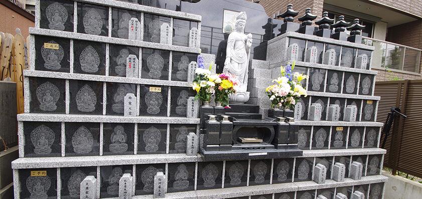 梅林寺 永代供養付個別墓 02