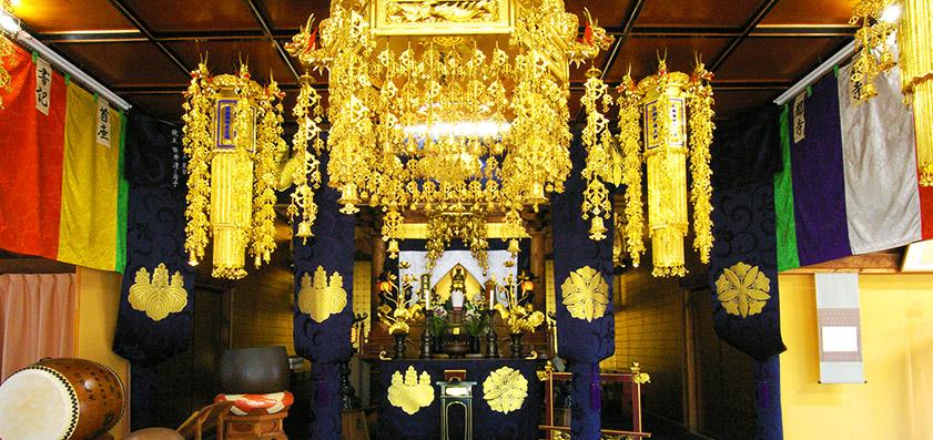 涌泉寺 本堂
