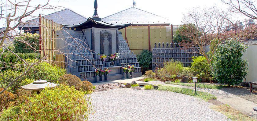 常久寺 永代供養墓