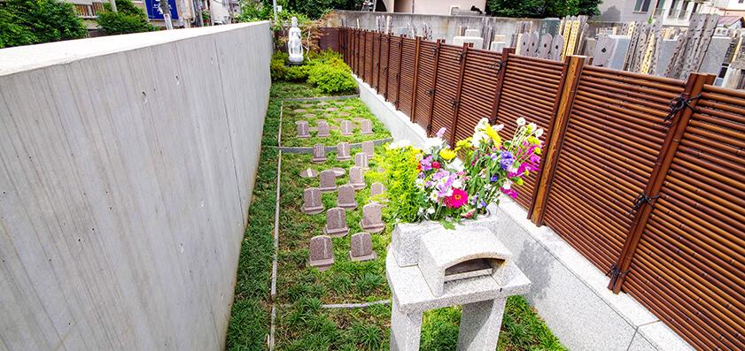 金剛院 樹木葬(自然葬)「自然想-やすらぎの風」