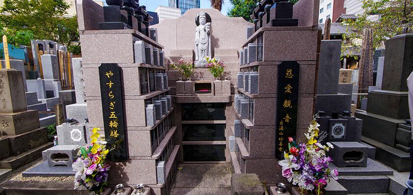 妙善寺 永代供養付個別墓 02