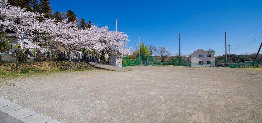 金澤寺 駐車場