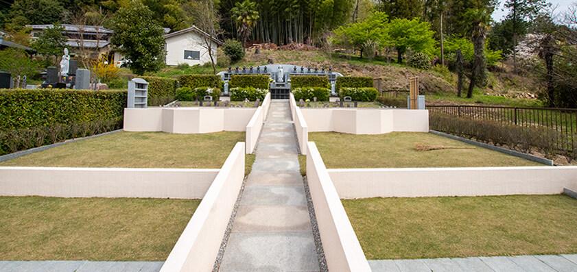 金澤寺 永代供養墓墓域