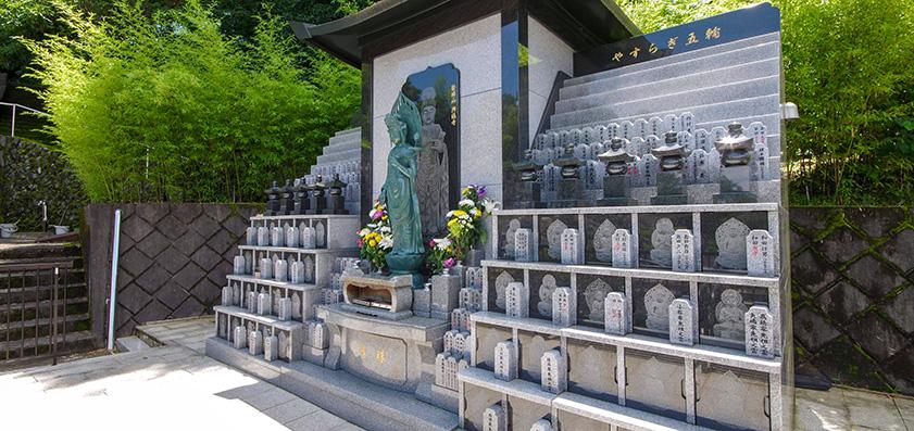 興福寺 永代供養墓「寶珠」