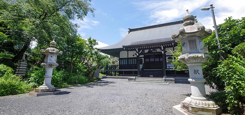 興福寺  本堂外観