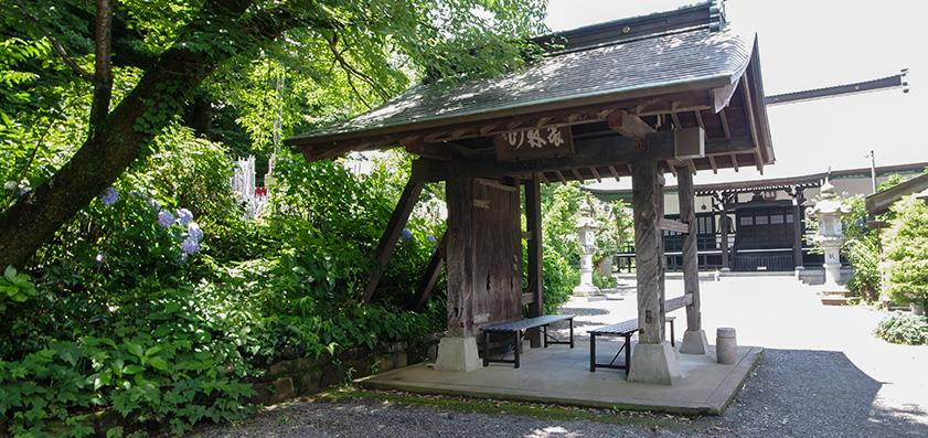興福寺  山門「横木の門」