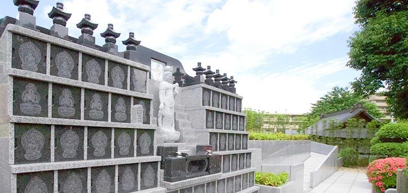 興福寺  永代供養墓
