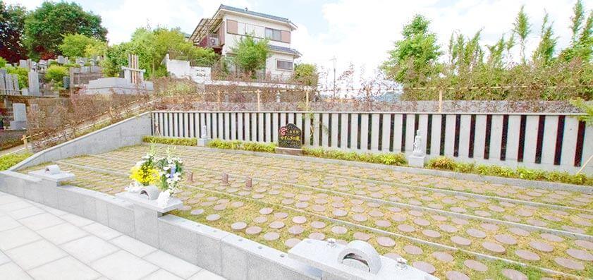 興福寺  樹木葬(自然葬墓地)