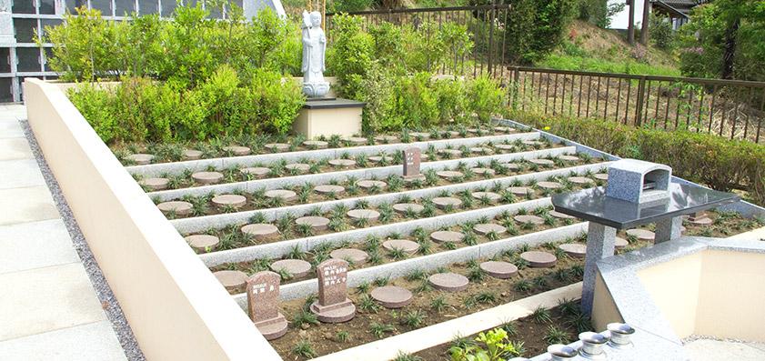金澤寺 樹木葬(自然葬墓地)04