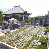 永代供養付樹木葬(自然葬墓地)「無量寿」