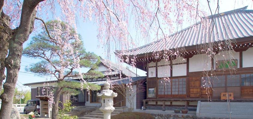 廣済寺 本堂外観