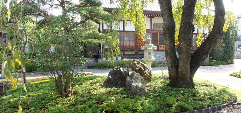 廣済寺 樹木葬(自然葬)「桜風苑」01
