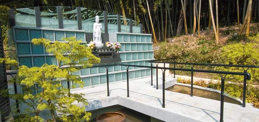 大乗寺 永代供養墓「やすらぎ」