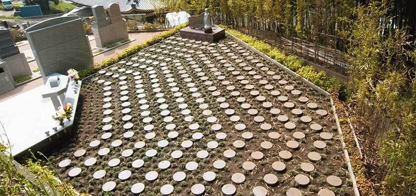 大乗寺 樹木葬「自然想 やすらぎの風」03