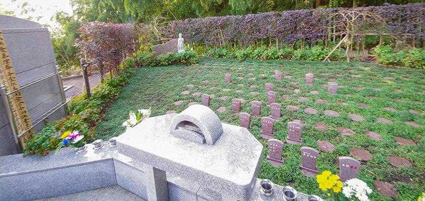 大乗寺 樹木葬「自然想 やすらぎの風」02