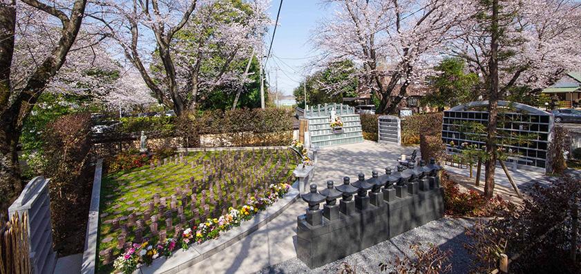 延命寺 永代供養墓苑