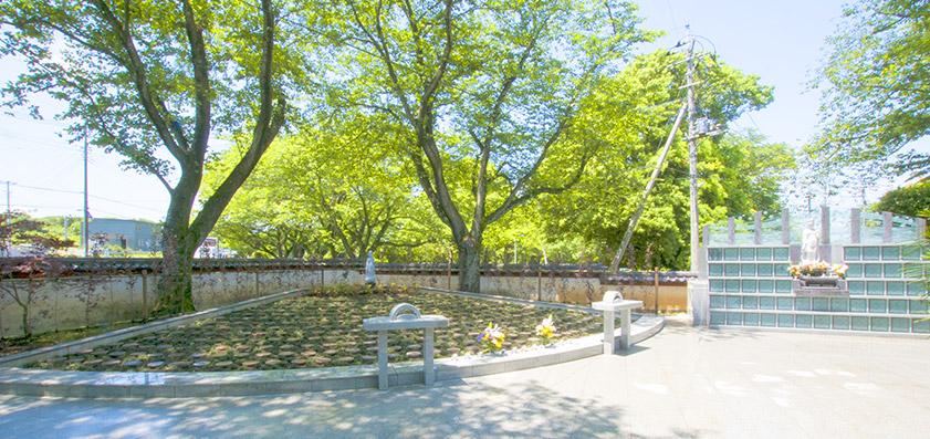親王山延命寺 永代供養墓・樹木葬(自然葬墓地)