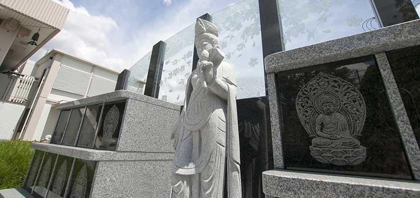 聖徳寺・聖徳しらはた浄苑 永代供養付個別墓