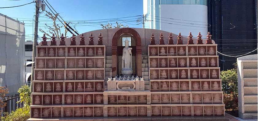 多聞院 牛込四恩の杜 永代供養墓