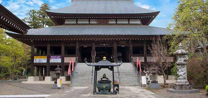 高倉観音・高蔵寺
