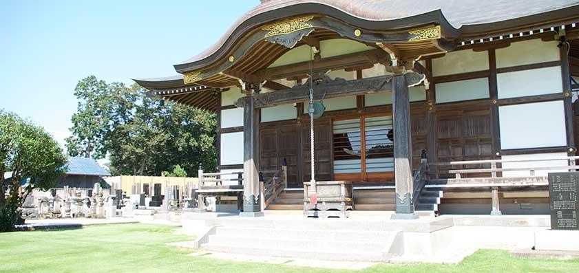 花光院(千葉県野田市の永代供養墓)